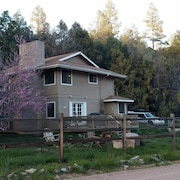East Verde River Cabin: Fishing, Hunting & Family Fun. AZ Residents Only April