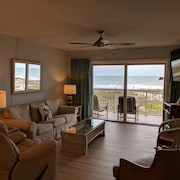 Cocoa Beach Direct Oceanfront With Balcony Perfect Location-relaxing Ocean Views