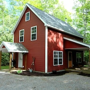 Private Kid/pet/eco Friendly in ADK W/dock & Boat Slip