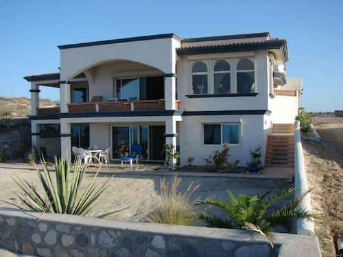 Spectacular Ocean View, Charming Villa Located on the Sea of Cortez