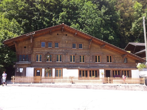 325 Year Old Swiss Chalet, Near Gstaad And Interlaken