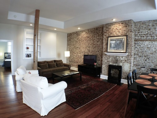 Great Place to stay Historic District River Street Waterfront With Balcony View! Perfect Location!! near Savannah