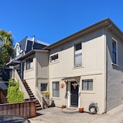 Uptown in Downtown Mill Valley! The Only 3bd/2ba in the Heart of the City!