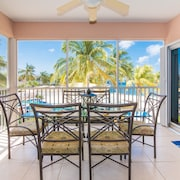 Tropical Kai -serene & Well Appointed Beachfront Condo at the Kaibo Yacht Club