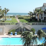 Great Views Four Winds Condo, Crescent Beach, St Augustine FL No Pets No Smoking
