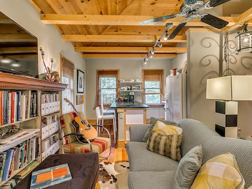 Check Expedia for Availability of Downtown Carriage House Studio : Dream Under Vaulted Ceilings