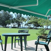 Ground Floor Condo, Steps From The Beautiful Beach, In Gated Family Community