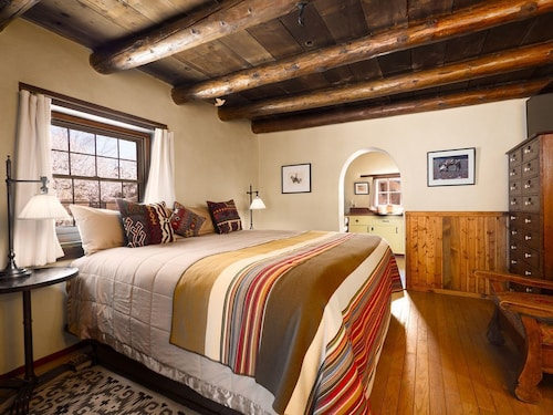 Check Expedia for Availability of Adobe Rose - Quaint, Ideal for Two, East Side Bliss - Two Casitas