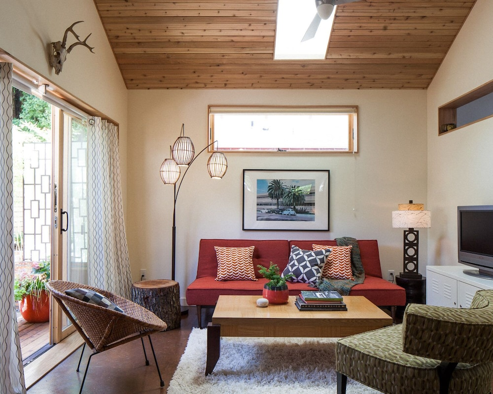 Pdx Eco Cottage Guesthouse