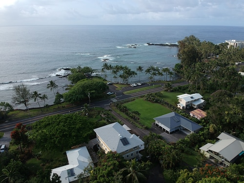 Ocean Frt.-best Hilo Swim Lagoons, Turtles @ Richardsons Beach