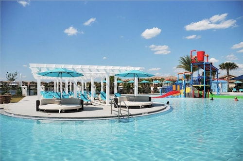 Easy2cancel/best Price Match Water Park, Lazy River, Arcade, Bar, Gym, Wifi