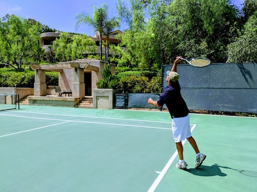 5-star Luxury Resort:tennis, Pool, Pickleball, SPA on Private 3 Acre Estate