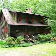 Special Winter Rate Delaware River Front Cabin, Pet Friendly, Poconos/catski