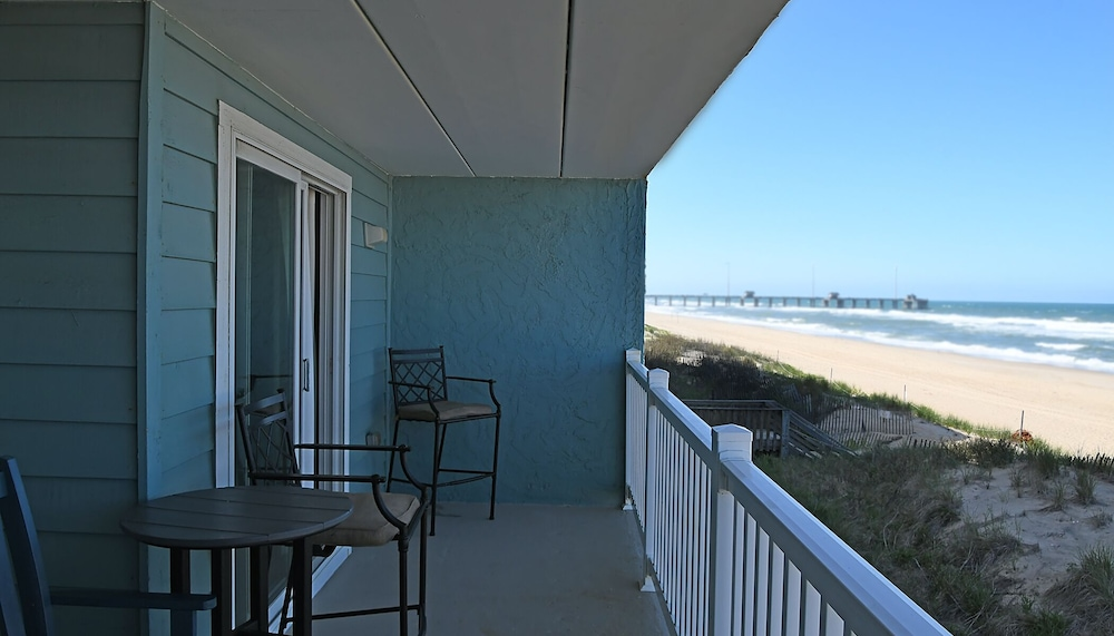 Featured Image, WE ARE OPEN! Pierview 103 - Great Views!! Updated 2 BR Oceanfront Condo