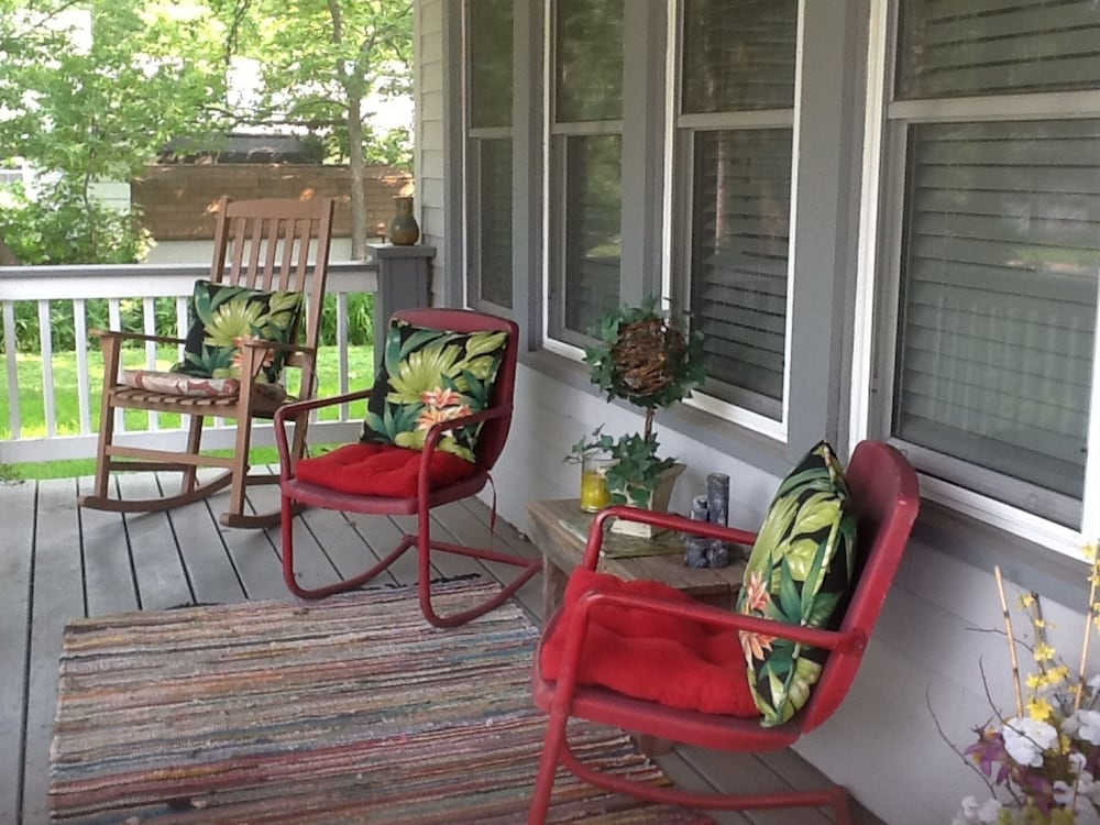 Terrace/Patio, Clear Lake Bungalow