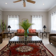 Private Spacious 4 BR Villa in Gated Garden Setting