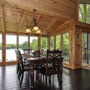 Lake Front Home, Arcade, Hot Tub, Dock, Deck, Swim-boat-fish, Private Community