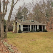 Echo Ridge Cottage In Historic Stoddartsville Cable Wifi Book Now For