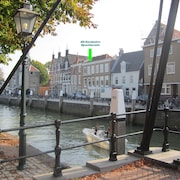 All Exclusive Riverview Apartment in Historic Dordrecht