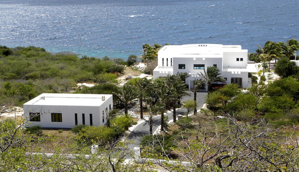 Exterior, Luxury Oceanfront Villa With Private Beach and Home Cinema
