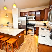 The Top End Townhomes! Stunning Views On Roof Deck! Amenities You Won't Believe!