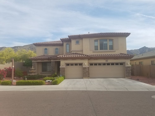 Great Place to stay 4,000 Square Foot Home. Near Mountain Trails. Private Heated Pool and Jacuzzi near Phoenix