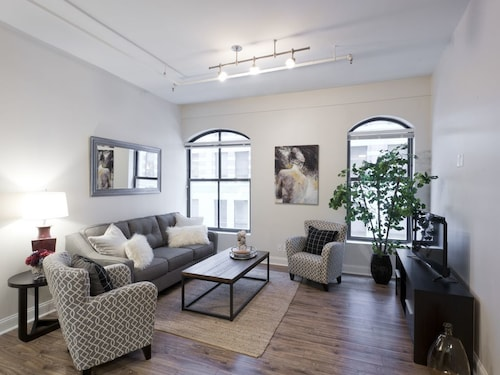 Great Place to stay Posh 2BR in Financial District near Boston