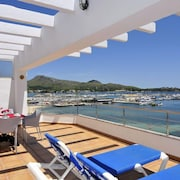 Beautiful and Modern Apartment With Spectacular Views to bay of Puerto Pollensa