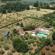 Villa Bright and Quiet 45 'from the Center of Rome, Private Pool Exclusively