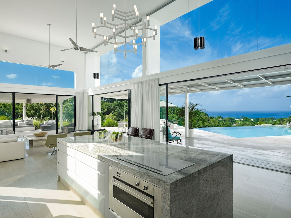 Featured Image, Stunning Barbados Villa With Infinity Pool And Sea Views