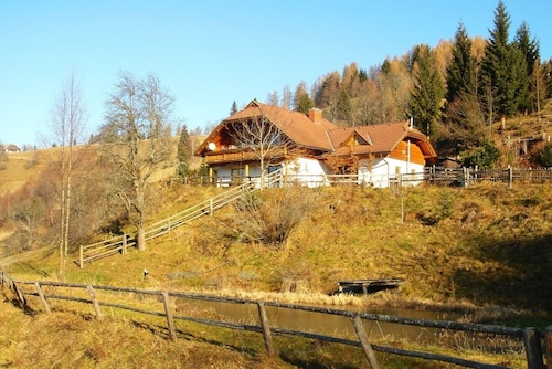 Ultimate Tranquillity at 1,100m - the Austrian Alm