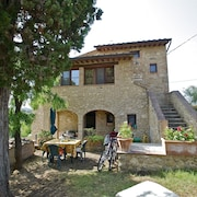 Charming House in a Stone Farmhouse With Private Garden