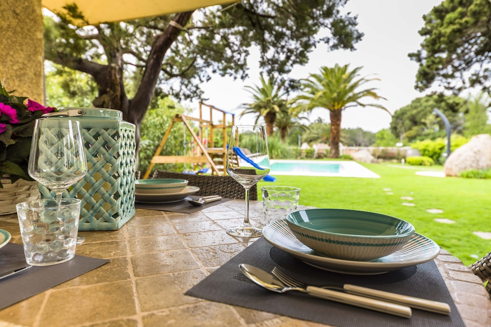 Villa Eva Baia Sardinia Wonderful Garden With Private Pool ...