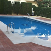 Large 1 Bed Apartment In The Heart of La Cala De Mijas. UK TV & Free Wifi