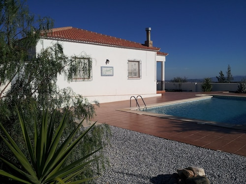 Rural Family Villa With 10m X 5m Pool, Large Private Garden And Mountain Views