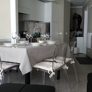Wonderful Apartment ON THE SKI Slopes OF Cervinia Location 'sky High