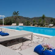 Magnificent Villa With Swimming Pool Ideal for a Holiday in a Charming Nature Oasis