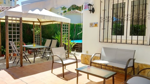 Family Beach Villa Rubens, Free Wifi 4G Special Children
