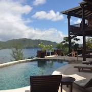 Ginger-lilly - Bequia Villa With Stunning Views of Admiralty Bay