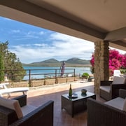 Villa Flavia, on the Sea, With Terrace of Enchantment, for 6 People