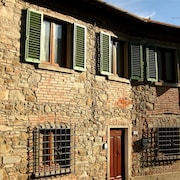 Typical Renovated House in the Heart of Tuscany, Chianti Area, Florence