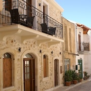 Astraeus at Villa Kamares, Boutique Spa Apartments by the Sea in Panormo village