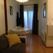 Great Apartment in Ideal Center for spa Treatments, Peaceful Stay