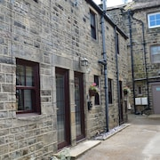 A Hidden Gem Tucked Away in One of Pateley Bridge's Quaint Courtyards