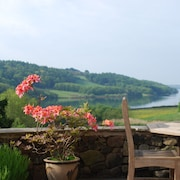 Lakeview, Peak District Luxury Cottage,wifi, Super Views Over Carsington Water