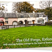 The Old Forge - Two Bedroom Cottage in the Very Heart of Exmoor