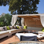A Unique Retreat In Altea´s Most Luxurious Townhouse With 47m2 Chillout Terrace!