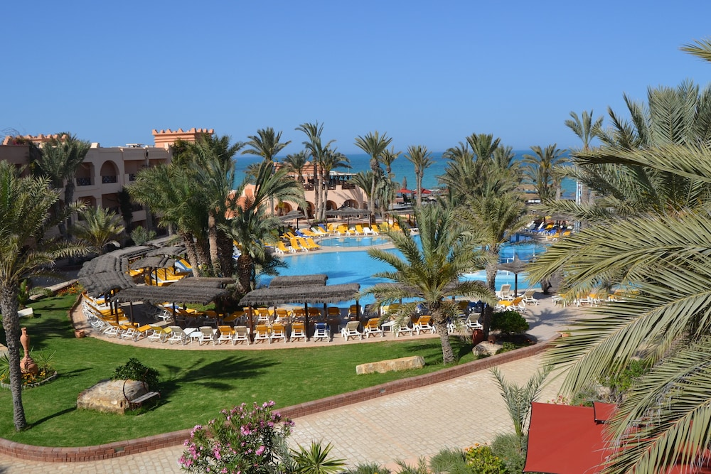 Vincci safira palms hôtel spa zarzis tunisie expedia