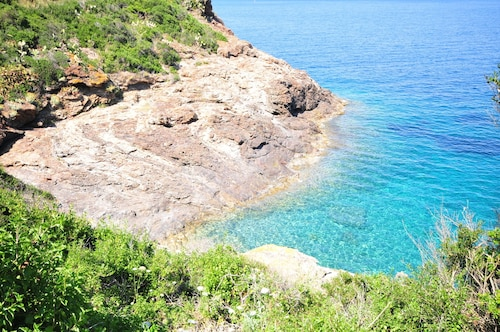 Elba Promo + Discount Ship Garden Apartment With sea on Foot Relax and Nature
