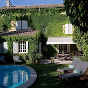 Interior Designed 18th Century Provencal Village House With Air Conditioning